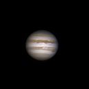 Jupiter au C8 le 21 mars 2016,                                Laurent3112
