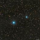 Vdb 156 in Andromeda / Lacerta,                                Bob Scott