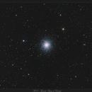 M13 - Le Grand Amas d'Hercule - 19 Mai 2018,                                dsoulasphotographie