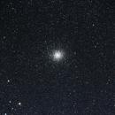 M22 Globular Cluster,                                Peter