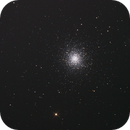 M13 -  Great Globular Cluster in Hercules,                                Siegfried