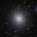 M13 Global cluster,                                Tian Li 李天