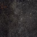 The constellation Cassiopeia,                                Almos Balasi