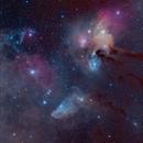 Rho Ophiuchus,                                Bill Mark