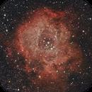Rosette Nebula (Caldwell 49),                                Christian Vial Arce