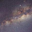 Milky Way - Single shot - Untracked,                                Olga W. Ismael
