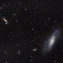 M106 and NGC4217,                                vi100