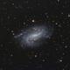 NGC 925,                                Patrick Dufour