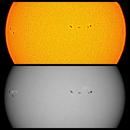 Sunspot AR 2671; AR 2672 (single frame),                                tavaresjr