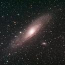 M31 -  January  2020,                                Ingo Kallenbach