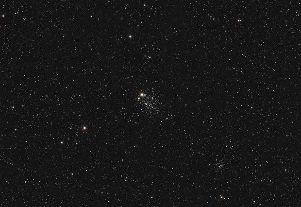 NGC 457 - Owl cluster,                                Tom914