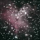 M16, Eagle Nebula, BAD!,                                David Dearden