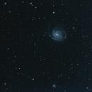 M 101 Pinwheel,                                HBAstropicsel