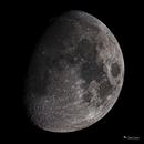 RGB Moon 9-19-2018,                                Damien Cannane