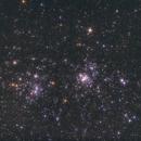 NGC 884 NGC 869,                                Hakan Midik
