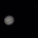 Jupiter and Io,                                loloastro