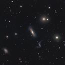 Hickson 44 galaxy group,                                gmelikian