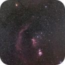 Barnard's Loop- Orion widefield,                                Christian Dahm
