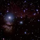Flame Nebula,                                jewzaam