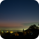 Comet Neowise over Steubenville,                                Zach Coldebella