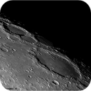 Craters Phocylides, Nasmith, Wargetin and Schickard,                                Conrado Serodio