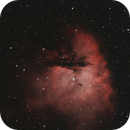 Pacman Nebula,                                Sean Gallagher