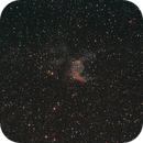 NGC 2359 oder Thor´ s Helm im Sternbild Großer Hund (Canis Major),                                astrobrandy