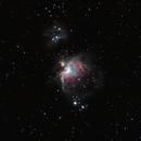 The Orion Nebula,                                TheCharmingQuark