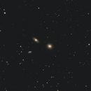 NGC 3379 - M 105 + 3384+3389,                                Carles Zerbst