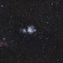 Orion Nebel,                                Jan Schubert