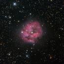 Cocoon Nebula (IC5146) HαRGB,                                Jose Carballada