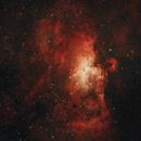 Eagle Nebula,                                AZAstro1