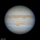 Jupiter 15/07/2020 on excellent seeing and maps,                                Javier_Fuertes