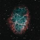 M1, first stage, Hα -> second stage, L(Hα)-Hα-SII-SII,                                Uwe Deutermann