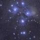 M45 Open star cluster (Pleiades),                                Emmanuel  Malakop...