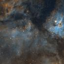 Carina Nebula,                                Israel Mussi