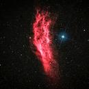 California Nebula - NGC 1499,                                soktober