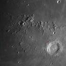 Dome Milichius, Copernicus,                                Benny Colyn