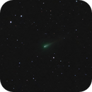 Comet ISON on October 7, 2013,                                mikebrous