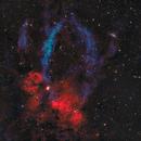 SH2-157 in HaO3-LRGB,                                equinoxx