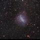NGC 6822 - Barnard Galaxy - three nights - 11 hours of subs :-),                                Daniel Nobre