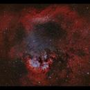 NGC7822 HaOiii with RASA and IDAS NBX filter,                                Göran Nilsson