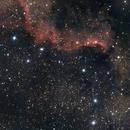 The Wall NGC 7000,                                woddy
