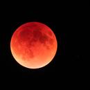 Lunar eclipse September 27, 2015,                                Dean Fournier