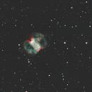 M 76 Little Dumbbell Nebula,                                Bruce Donzanti
