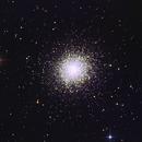 M13 - Globular Cluster in Hercules,                                Barry E.