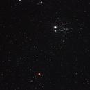 NGC 457,                                Joan Riu