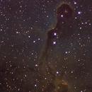 IC1396 Hubble Palette,                                Konstantinos Stav...