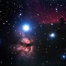 IC 434 & NGC 2024,                                Dave