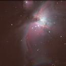 M42 Orion Nebula,                                mpcrabtree
